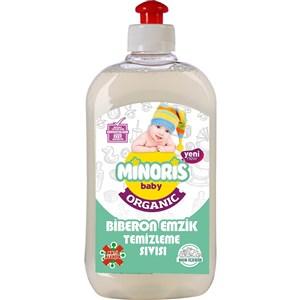 Minoris Baby Biberon Emzik Temizleme Sıvısı 500ml