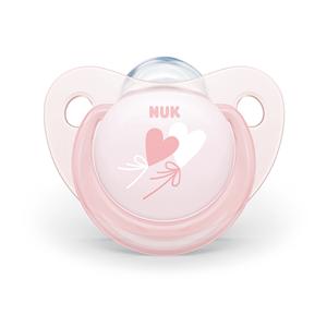 Nuk No:1 SL Emzik-Baby Rose