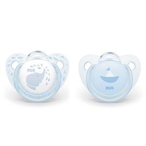 Nuk No:2 SL Emzik-Baby Blue