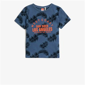 Koton Kids West Coast T-Shirt